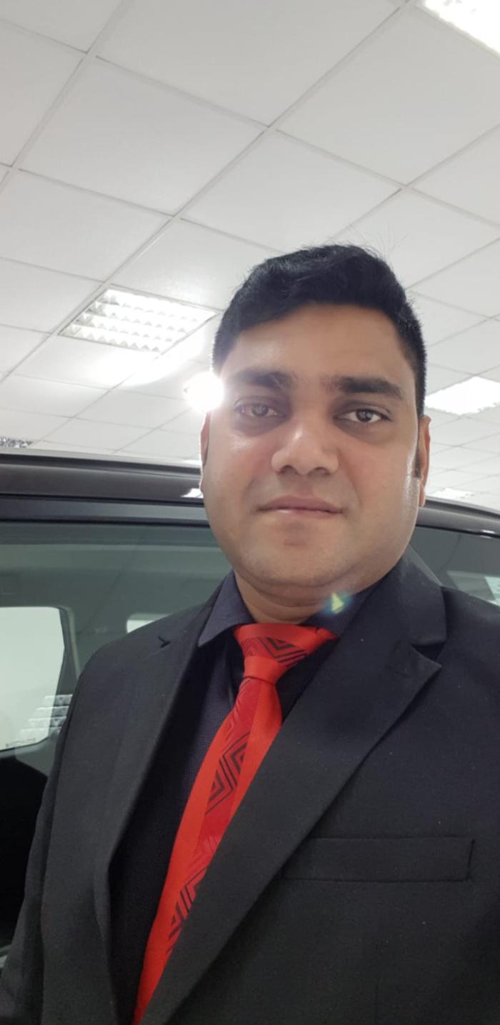 See photo of Suresh